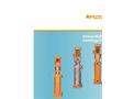 Model Type SKMV-H - Vertical-Multistage Centrifugal Pump - Brochure