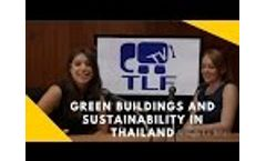 Green buildings and Sustainability in Thailand and Asia   Interview with Armelle Le Bihan
