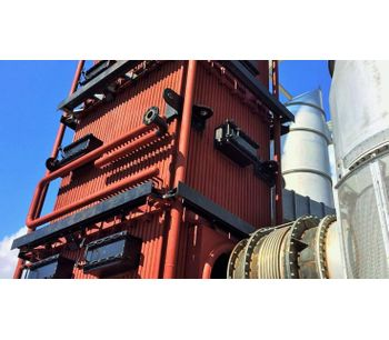 Eralp - Model HRSG - Water Pipe Waste Heat Boilers