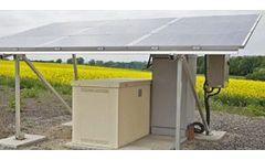 SolarCompact - Solar Hybrid Control System