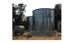 Galvanized Steel Fire-Water and Drinking Water Reservoirs