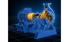Andritz - Model ACP Series - End Suction Pumps- Single-Stage Centrifugal Pumps
