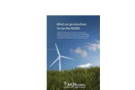 Windfinder - Model AQ500C - Mobile and Self-Sufficient Sodar System Brochure