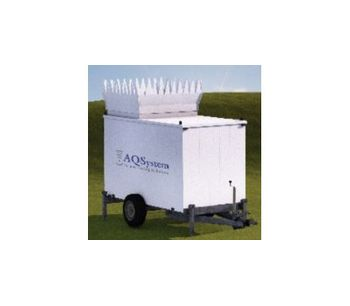 Windfinder - Model AQ500C - Mobile and Self-Sufficient Sodar System