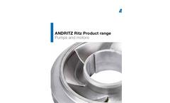ANDRITZ Submersible Motors SM Series Brochure