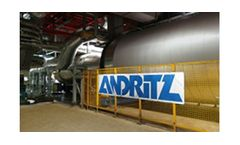 ANDRITZ Drum Drying System DDS