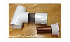 Fluidyne - Copper/Silver Ionizer