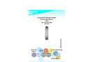 Model BTI Inline - Ammonia & Hydrogen Sulfide Breakthrough Indicator Inline