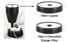 Model BTIS LFF - Phenols Filter Exhaustion Indicator