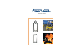 FluoroSeal - Lined Butterfly Valves Brochure