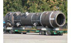 Balcke-Durr - Process Gas Cooler