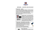 Motion Sensors Brochure