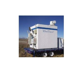 LIDAR - Airport Wind Shear Detection System