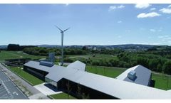 nED100 wind turbine - Video
