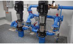 Metropolitan - Municipal Water Treatment Systems