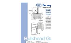 Bulkhead Gate Brochure