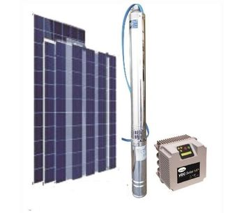 Azimut - Photovoltaic Water Pumping Systems