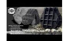 HDPE Ross Flap Valve  Video