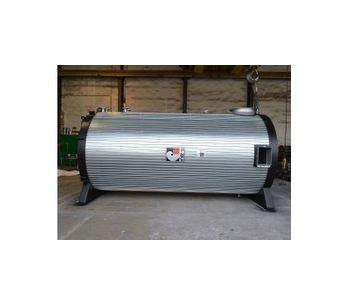 Eratic - Thermal Oil Boiler with Burner