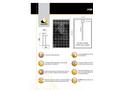 ALGATEC PremiumLine - Monocrystalline Photovoltaic Module Datasheet