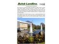Butek Landline Company Profile Brochure