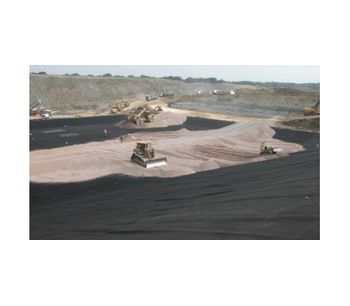 Landfill Cell Linings & Cappings Services