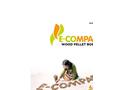 E-COMPACT - Model 28kW - S - Indoor Domestic Biomass Boiler Brochure