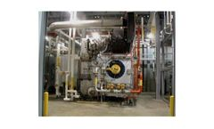 Model D - Industrial Package Watertube Boiler