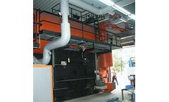 Model 8 MW - Turbocrat Boiler