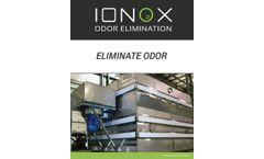 lonO2x Odor Elimination Systems - Brochure