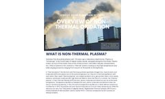 Overview of Nonthermal Oxidation - Brochure