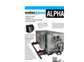 Alpha Oil-Water Separator Product Sheet