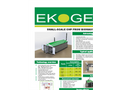 Ekogen - Small Scale CHP System Brochure