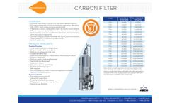 MECO - Carbon Filtration Systems - Datasheet