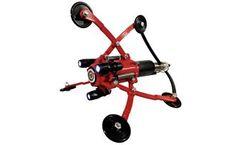 Universal Roller Skid - Red