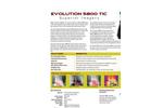 Evolution 5800 TIC - Superior Imagery Datasheet