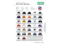 NFL V-Gard - Officially Licensed Hard Hats - Datasheet