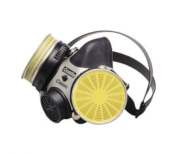MSA Comfo Classic - Model 808071MSA - Half-Mask Respirator
