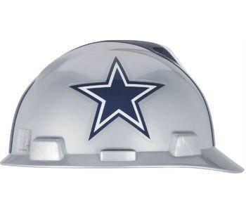 NFL V-Gard - Officially Licensed Hard Hats