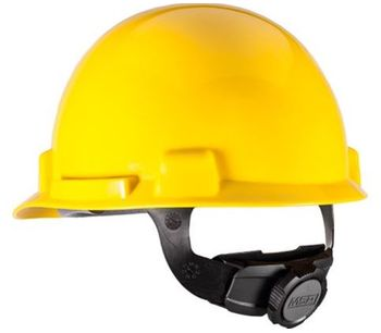 MSA SmoothDome - Slotted Hard Hat Cap Style