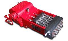 Jetech - Model 50TJ3 - High Pressure Pump