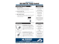 Alderon - Big Switch Pump Control Datasheet