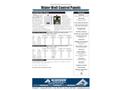 Water Well Control Panels Datasheet