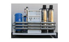 Diamond Skid - Model DS - Reverse Osmosis Drinking Water Purification System