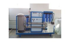 Export Skid - Model EX - Reverse Osmosis Water Purification System And Water Delivery System