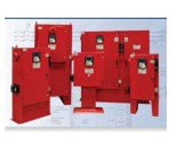 Model GPA - Electric Fire Pump Controller