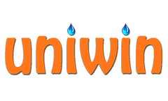 Uniwin - Model DU 10/1000 - Rubber Vacuum Belt Filter