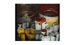 Cater Oils - Waste Oil - Safe Oil Storage