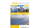 Model SG-F - Solar Power Plants Datasheet
