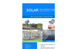 Model SW-ROS - Compact RO Water Treatment Plant Datasheet
